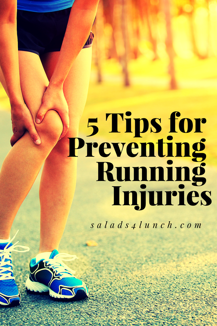 5 Tips for Preventing Running Injuries
